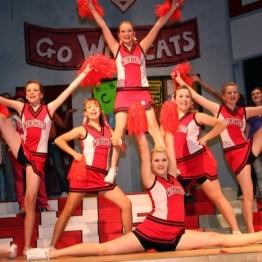 High School Musical - Cheerleaders