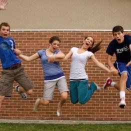 High School Musical - Jumping