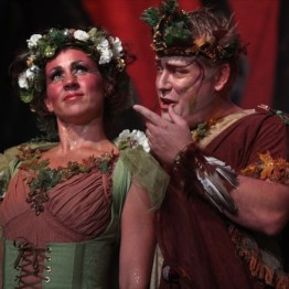 A Midsummer Night's Dream - Titania and Oberon