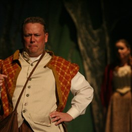 Into the Woods Baker Andrew Hackman