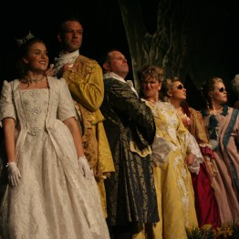Into the Woods Cast Line