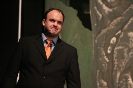 Into the Woods Narrator Chris Mower