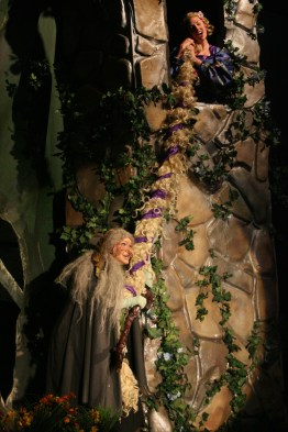 Into the Woods Rapunzel and Witch