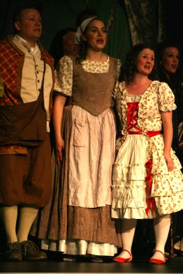 Into the Woods Singing
