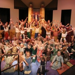 Joseph Amazing Technical Dreamcoat Full Cast End1