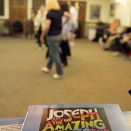 Joseph Amazing Technical Dreamcoat Joseph Call Backs 001