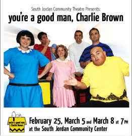 You're a Good Man, Charlie Brown Show Poster