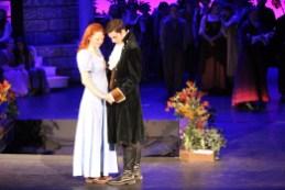 Britta and Prince Steffan-Princess Academy