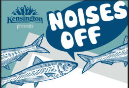 Noises Off Logo