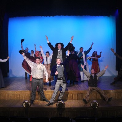 Drood Cast