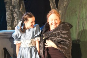 Tuck Everlasting: Winnie and Grandmother