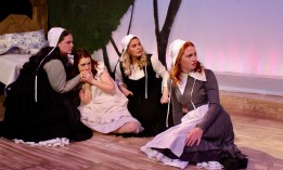 The Crucible: The Girls
