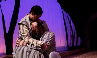 The Crucible: Proctor and Elizabeth
