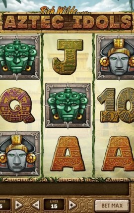 Top 10 Aztec Empire Slots