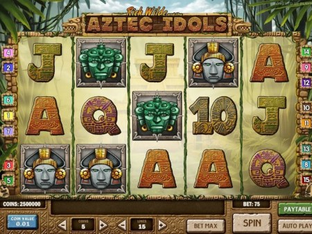 Aztec Empire Slots