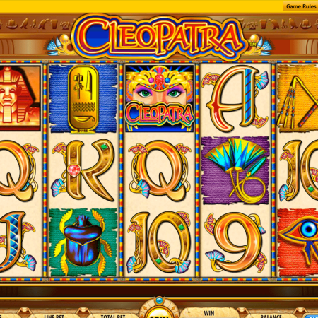 Top 10 Pharaohs of Egypt Slots