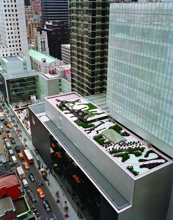 Moma Roof