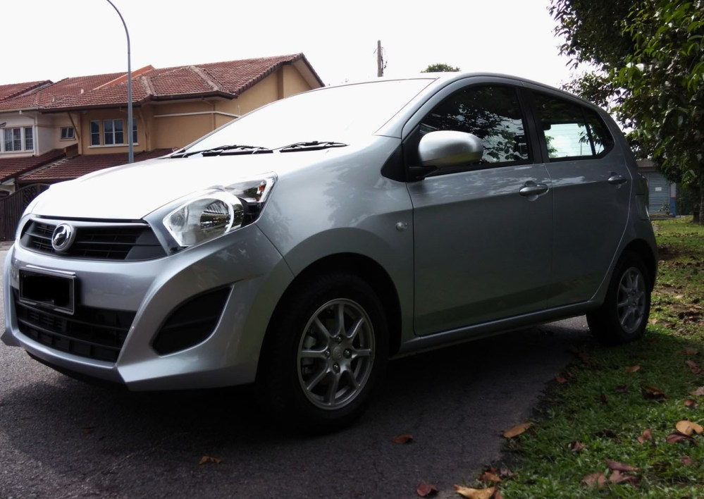 medium resolution of the axia may look bare basic compared to its rivals but as an affordable and unpretentious car for the masses that serves the majority s motoring needs