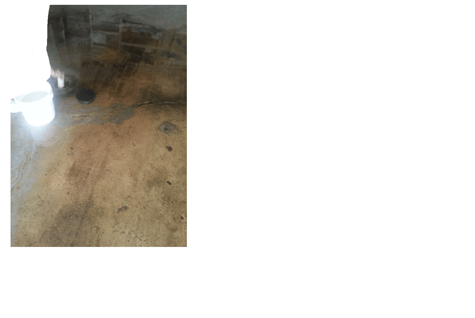 Is your garage floor drain clogged due to sand or dirt  Minneapolis Plumbing  Plumbers MN