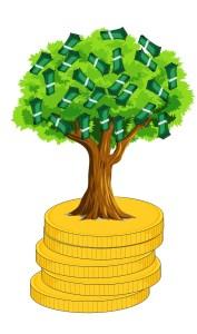 スマホアプリで財産管理。Money treeが超便利。