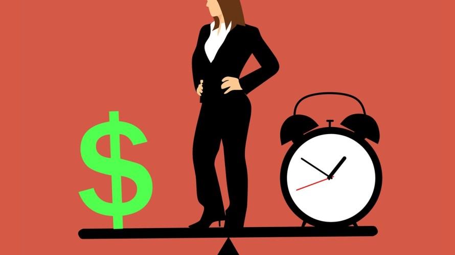 税理士試験2科目合格と大学院2科目免除にかかる時間とお金の比較。