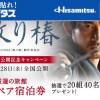 懸賞ブログ_9/15 懸賞情報 散り椿キャンペーン