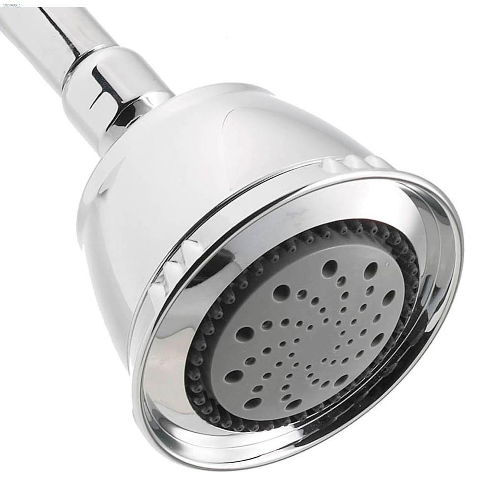 victorian 5 setting chrome shower head
