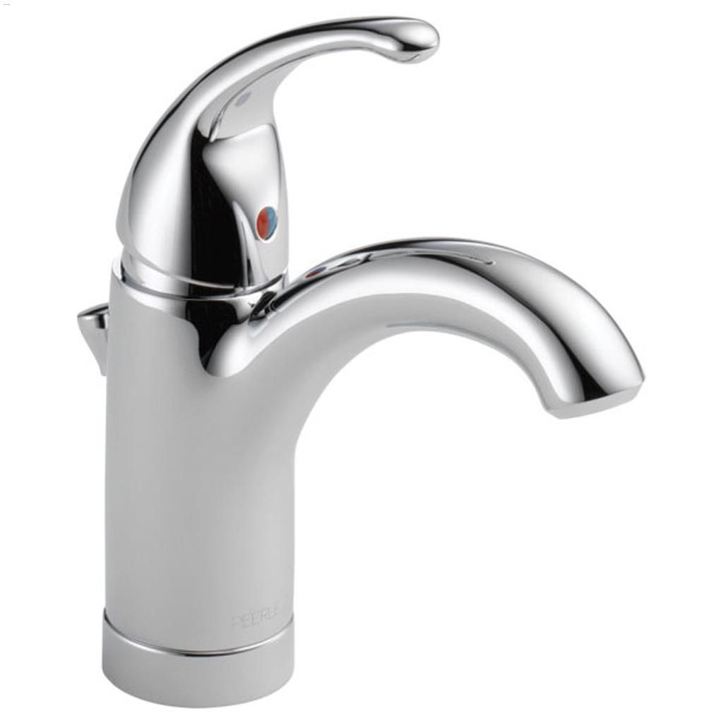 peerless lavatory faucet with transitional lever