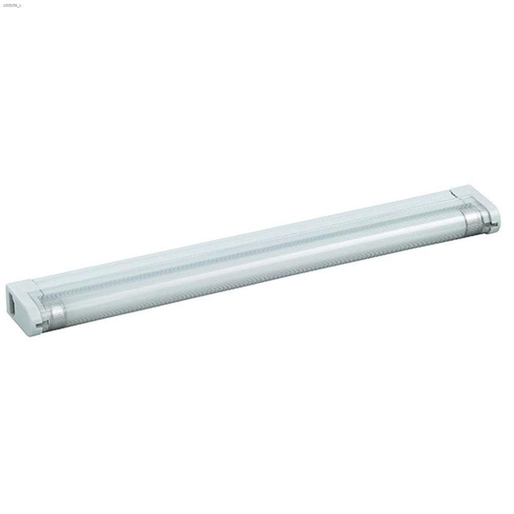 medium resolution of 1 light t5 8 watt white fluorescent slimline strip light
