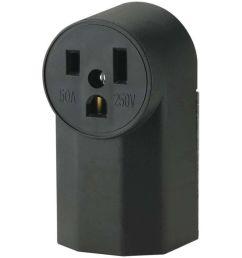 power receptacle 50a 2p 3w [ 1024 x 1024 Pixel ]