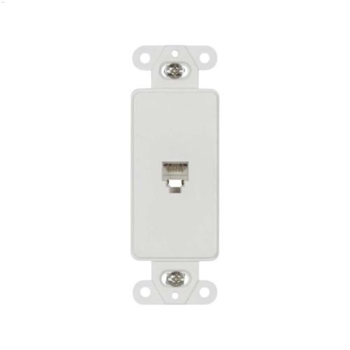 small resolution of white thermoplastic telephone jack decorator insert white thermoplastic telephone jack decorator insert cooper wiring devices