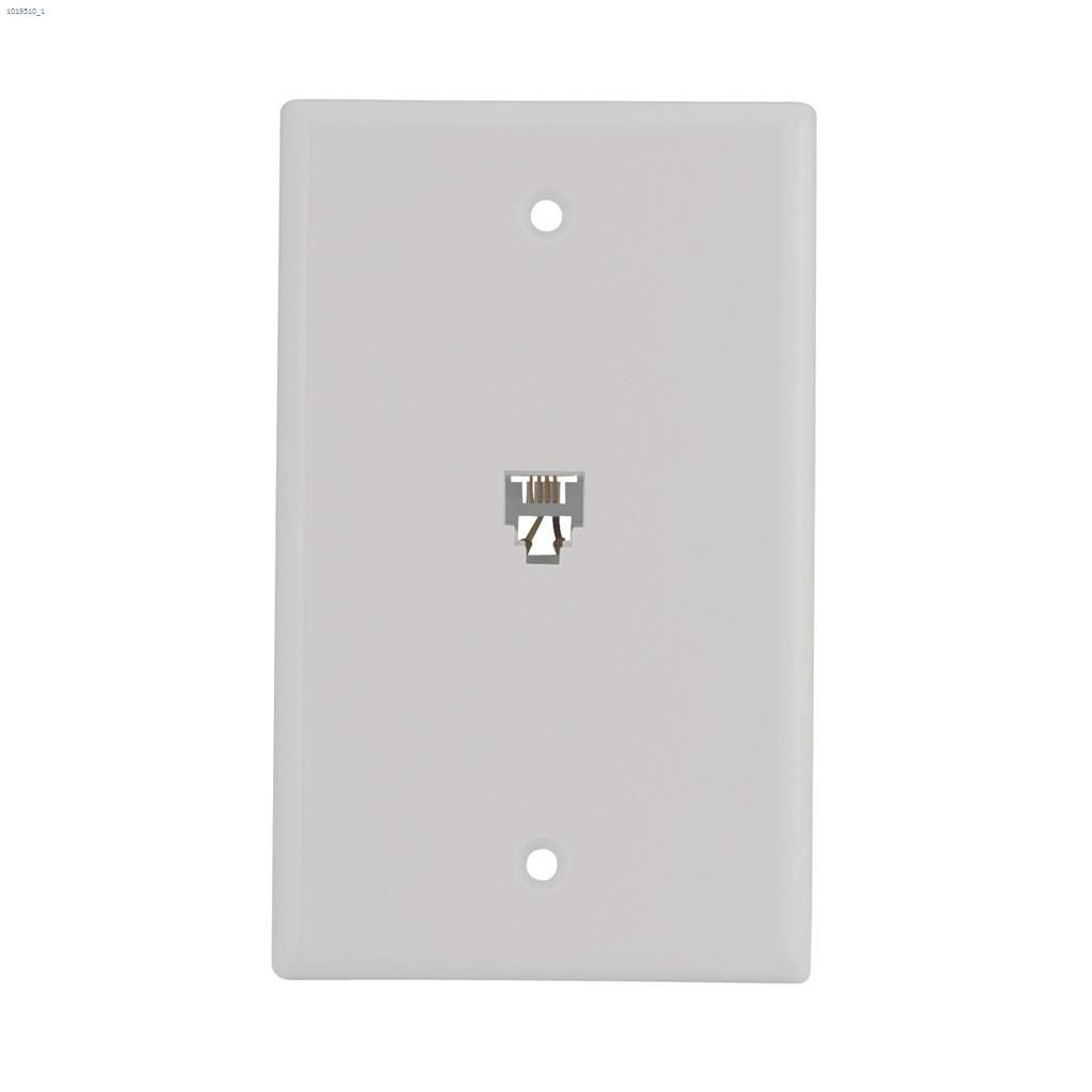hight resolution of white telephone jack wallplate white telephone jack wallplate cooper wiring devices