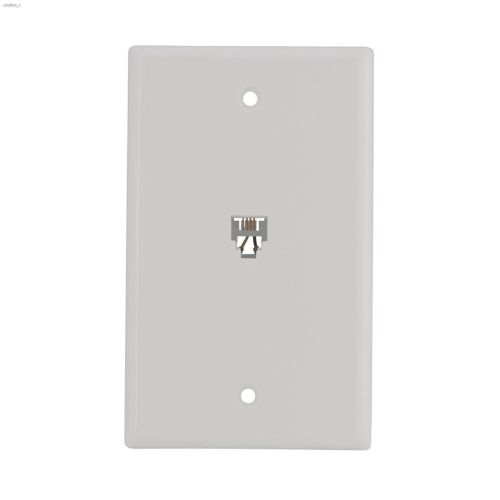 small resolution of white telephone jack wallplate white telephone jack wallplate cooper wiring devices