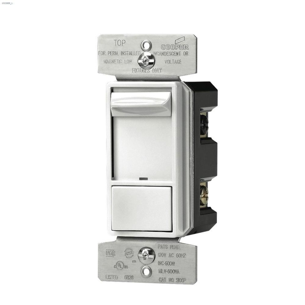 medium resolution of white slide dimmer 120v 1p 3w