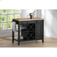 Kent.ca | N/A - Madison Kitchen Cart In Black | Kent ...