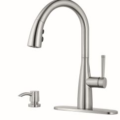 Stainless Steel Kitchen Faucets Rustic Table Sets Kent Ca Raya Single Handle Faucet Your
