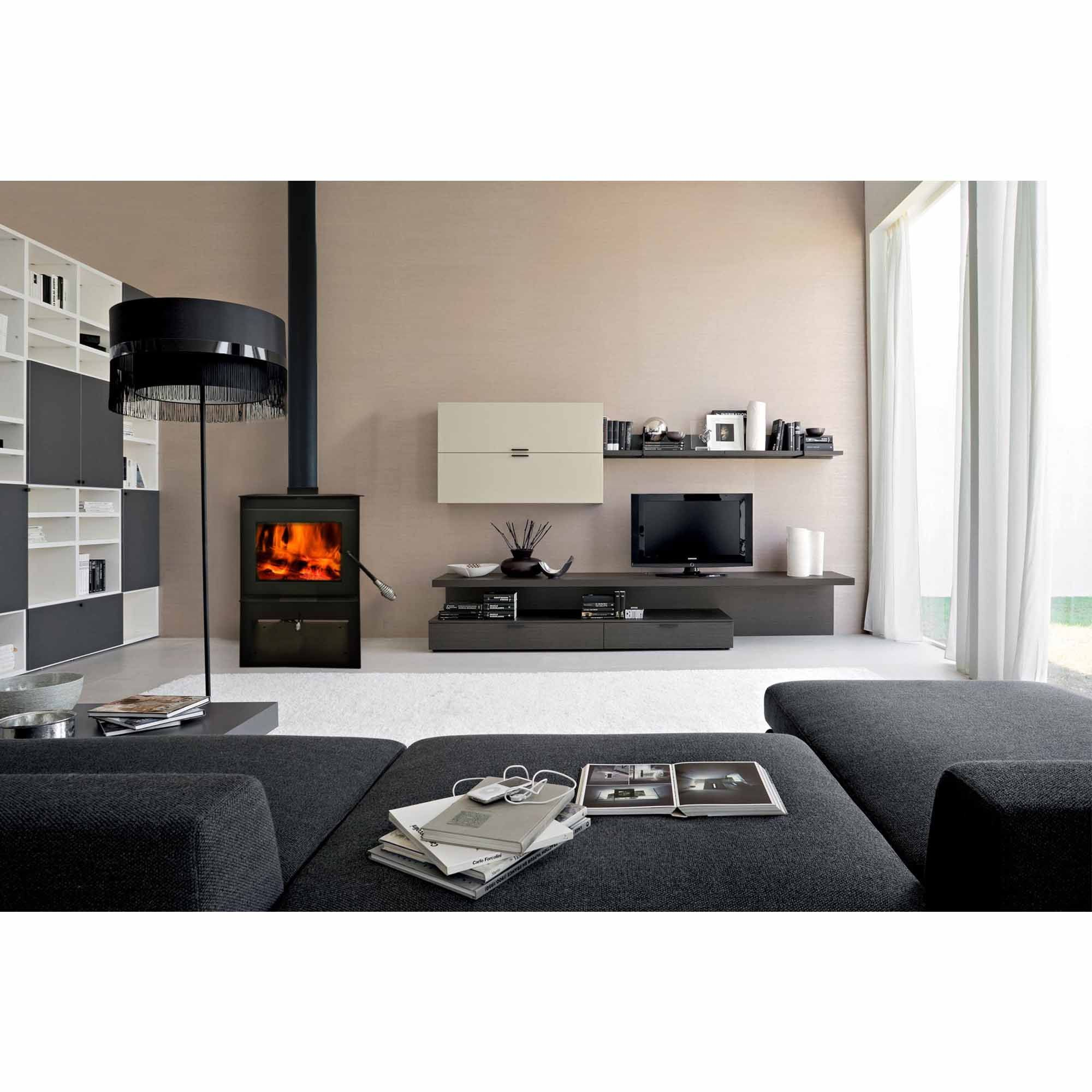 living room designs with wood stove lowes furniture kent ca englander small 1200 sq ft your atlantic