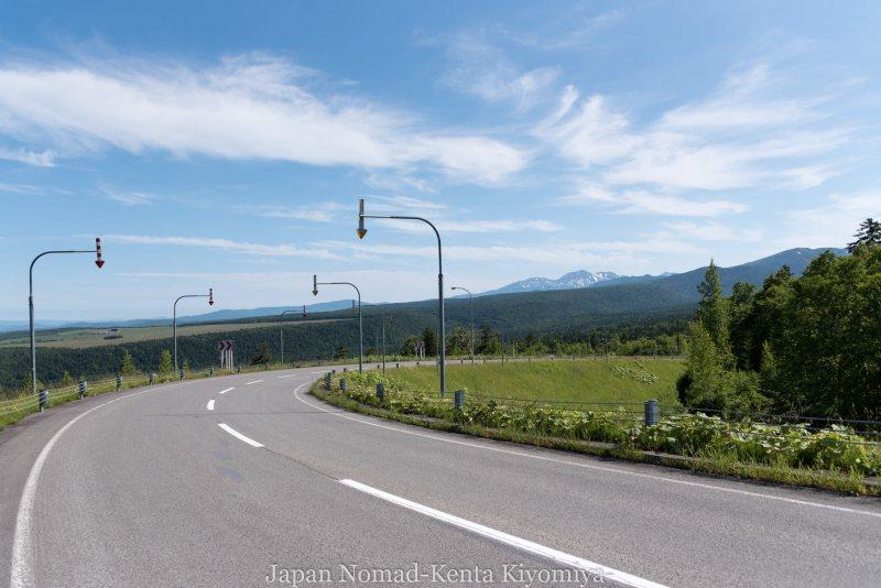 自転車日本一周73日目(美瑛)-Japan Nomad (4)