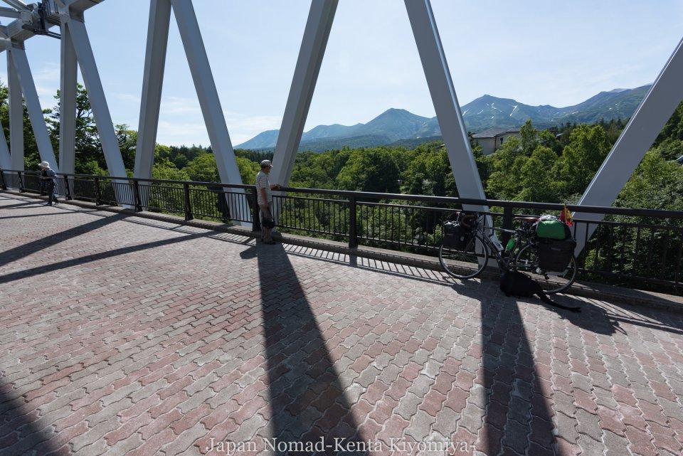 自転車日本一周73日目(美瑛)-Japan Nomad (6)