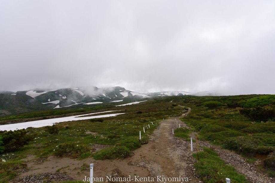 自転車日本一周78日目(大雪山縦走)-Japan Nomad (56)