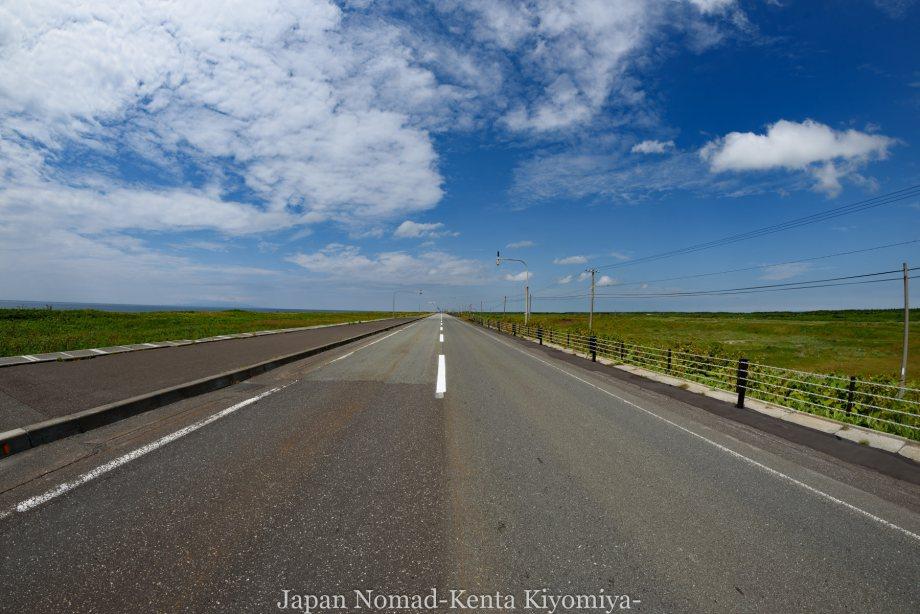 自転車日本一周82日目(オロロンライン)-Japan Nomad (23)