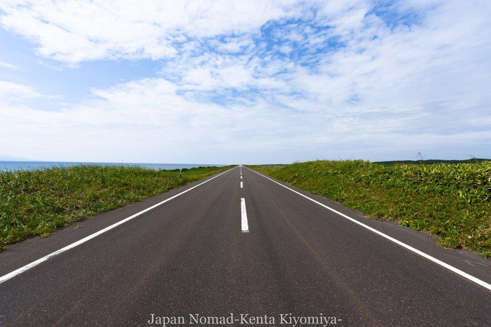 自転車日本一周82日目(オロロンライン)-Japan Nomad (33)