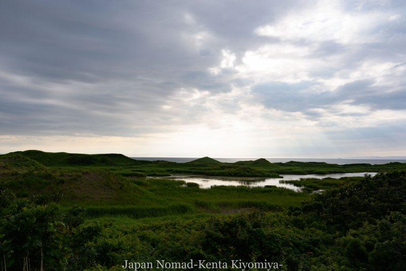 自転車日本一周82日目(オロロンライン)-Japan Nomad (41)