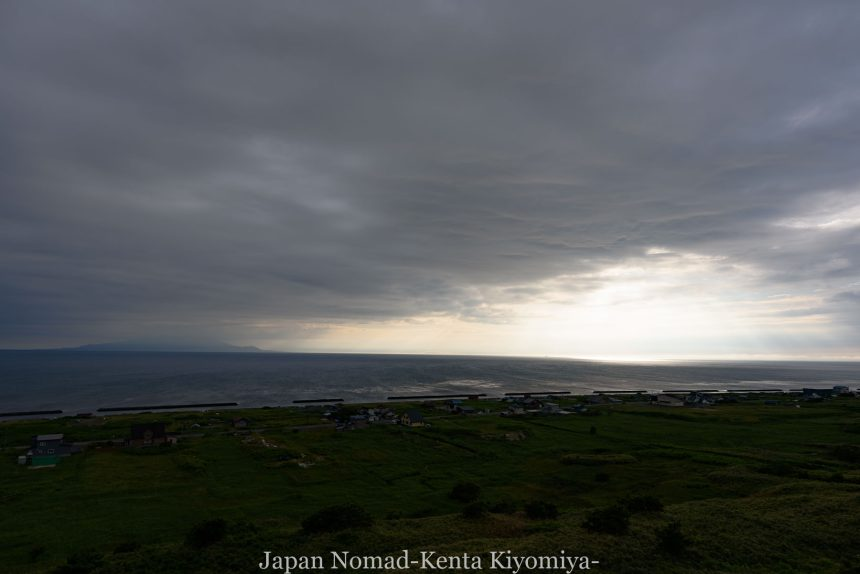 自転車日本一周82日目(オロロンライン)-Japan Nomad (43)