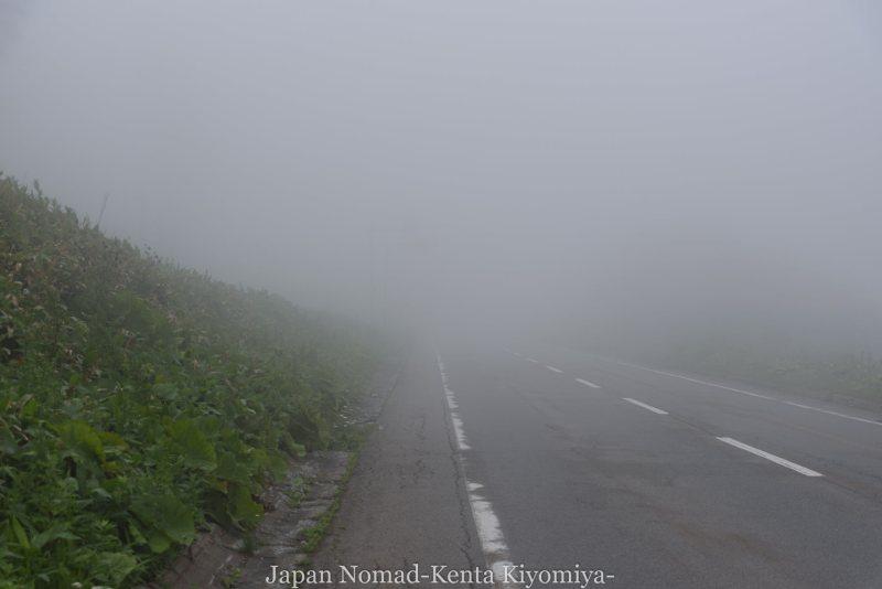 自転車日本一周96日目(美幌峠)-Japan Nomad (12)