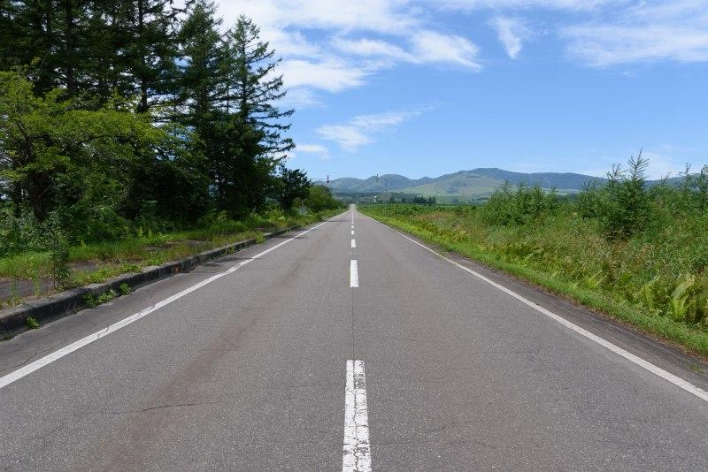 自転車日本一周101日目(ナイタイ高原牧場)-Japan Nomad (32)