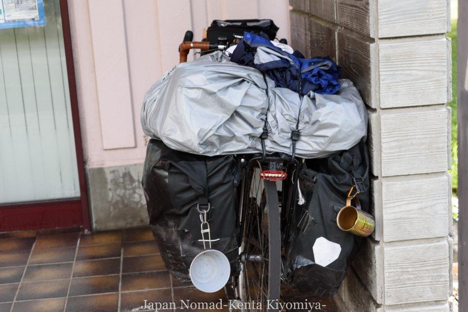 自転車日本一周117日目-Japan Nomad- (2)