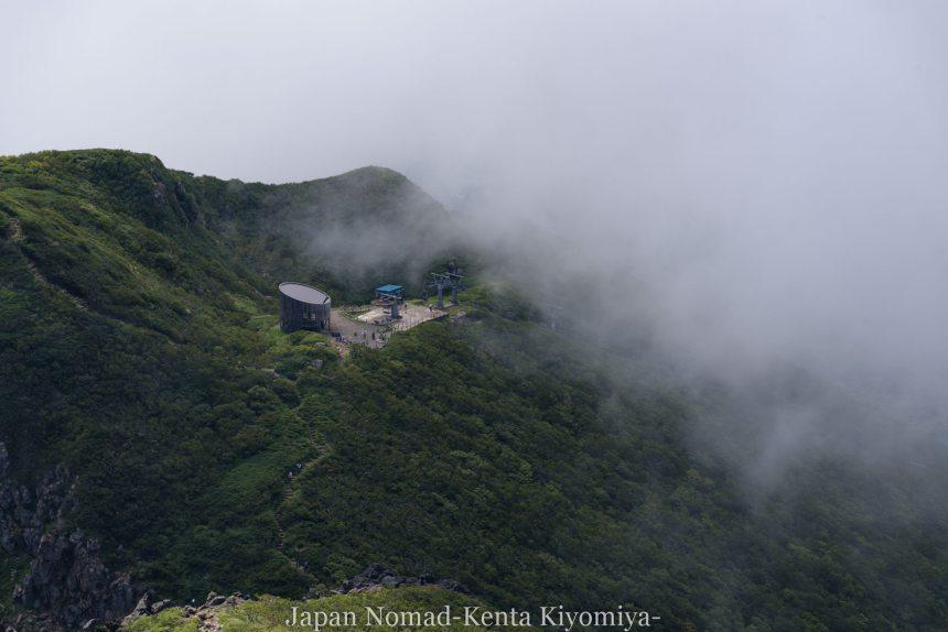 自転車日本一周123日目(岩木山)-Japan Nomad (82)