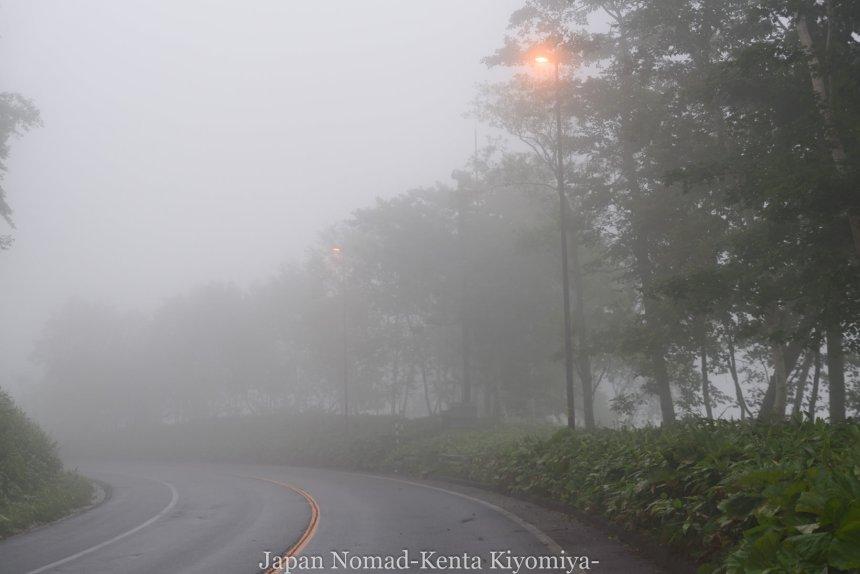 自転車日本一周97日目(コタンの湯)-Japan Nomad (12)