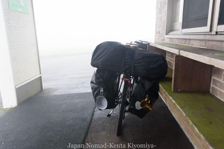 自転車日本一周97日目(コタンの湯)-Japan Nomad (7)